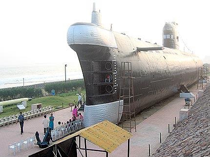 Kursura Submarine Museum