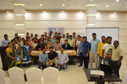 Training Session on POWER OF RELATIONSHIP by JCI VISAKHA VALLEY
