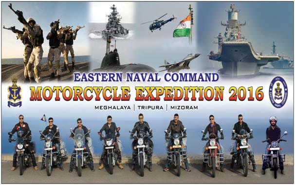 ENC MOTORCYCLE EXPEDITION TO NORTH EAST