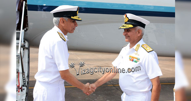 Indian Navy Reviews Refit of Ships