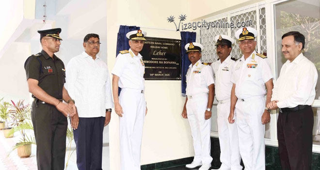 International Day of Yoga celebrated at Eastern Naval Command